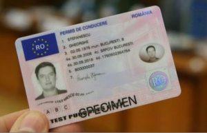 permis romanesc