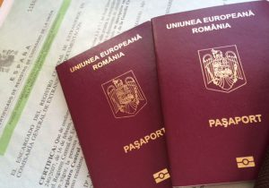 pasaport roman